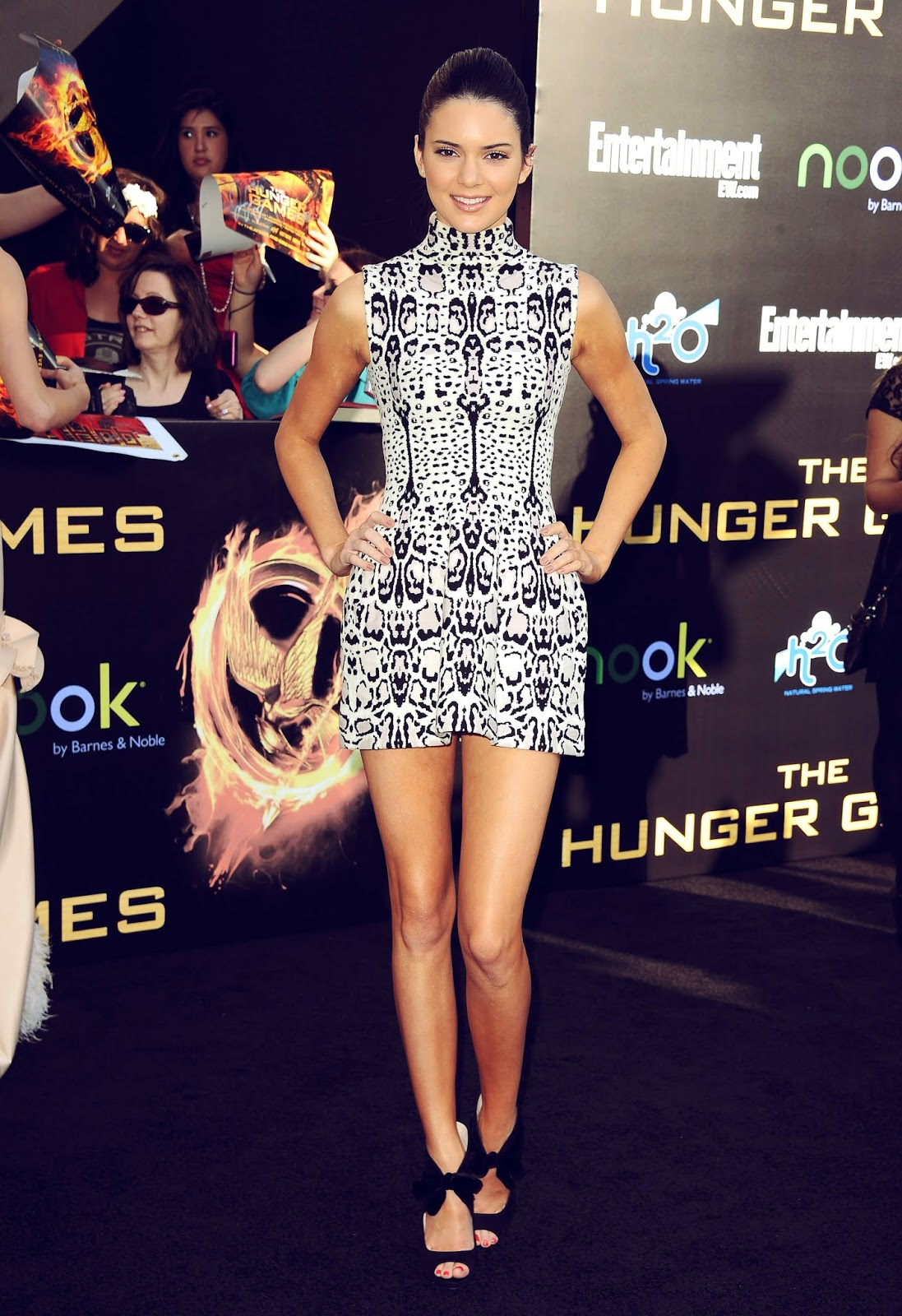 36 - At The Hunger Games Los Angeles Premiere on March 12, 2012