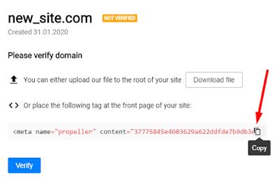 Verification-tag