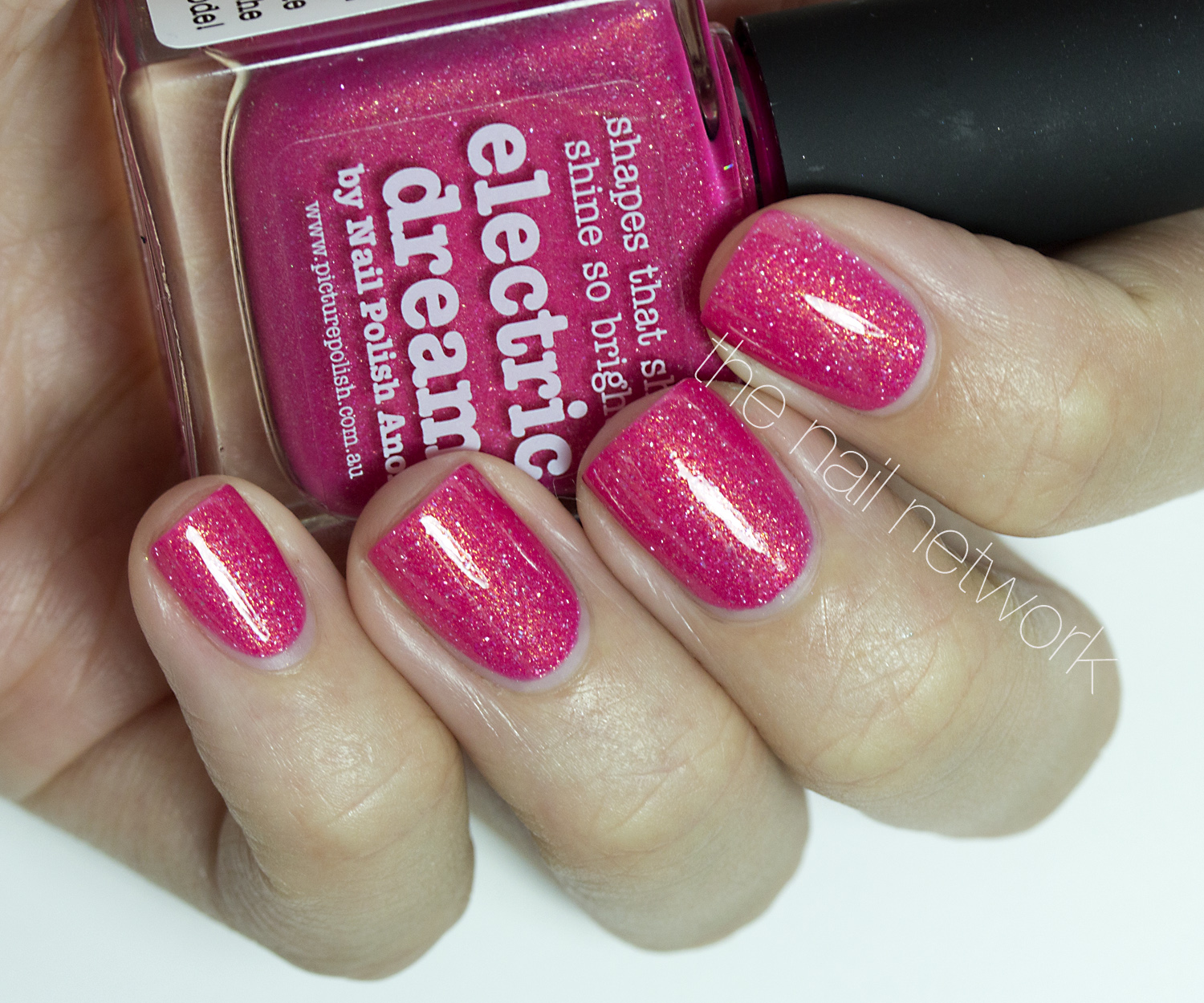 The Nail Network: piCture pOlish Electric Dream Review/Swatches
