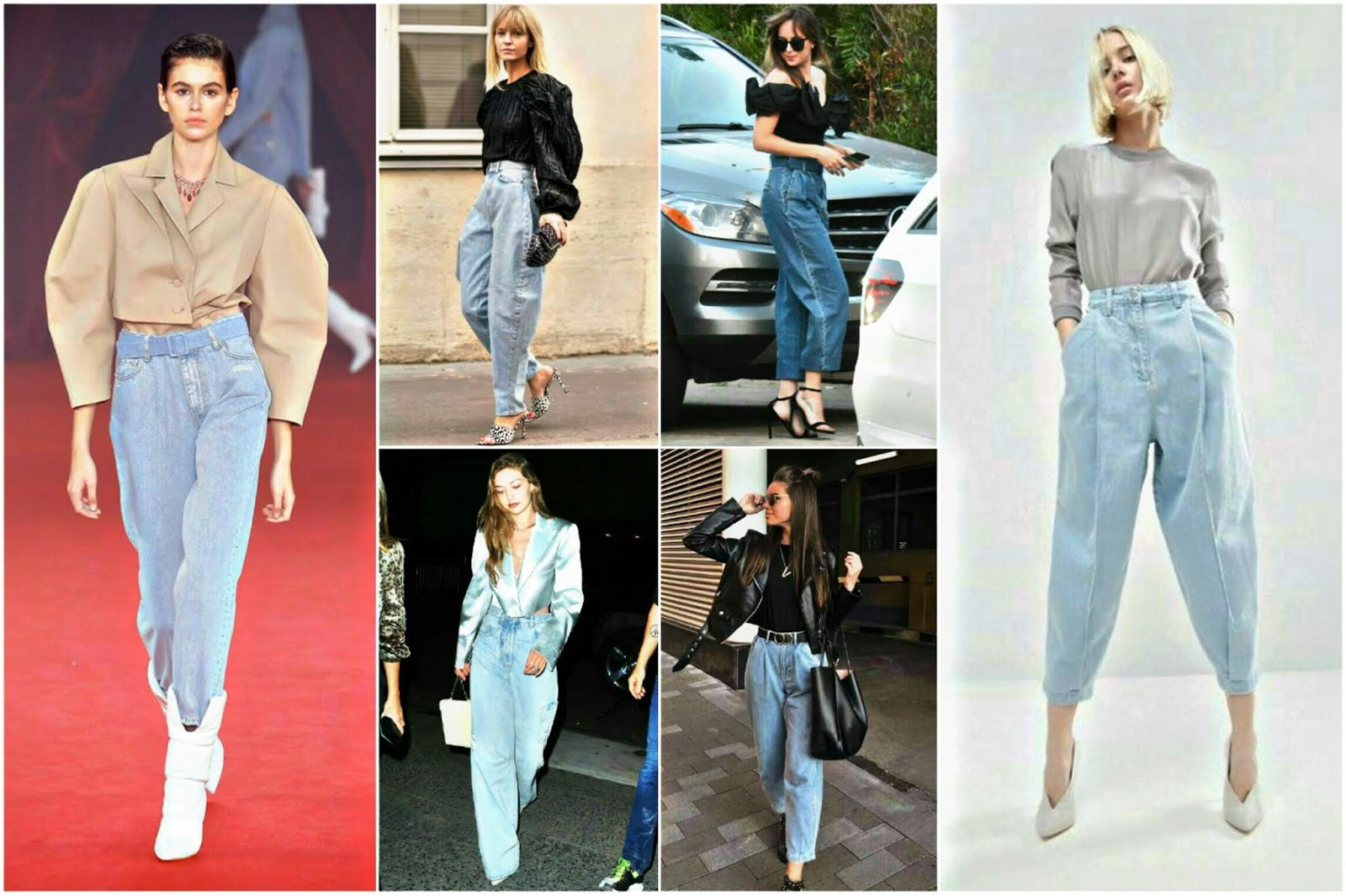 Tendencia 2020: Baggy jeans