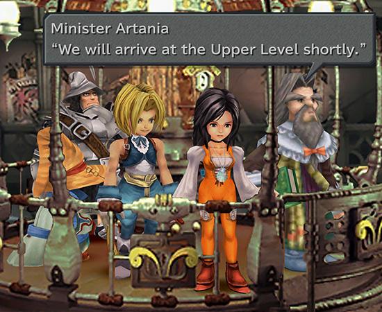 Personagens de Final Fantasy IX