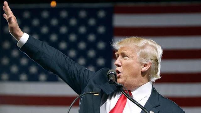 """Norcorea: Trump sigue a Hitler con """"políticas nazis de siglo XXI"""""""