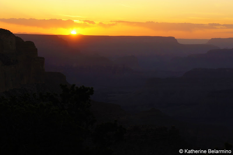 Grand Canyon Sunset Things to Do at the Grand Canyon