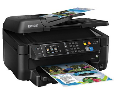 Epson WorkForce WF-2660 Driver Download - Win, Mac