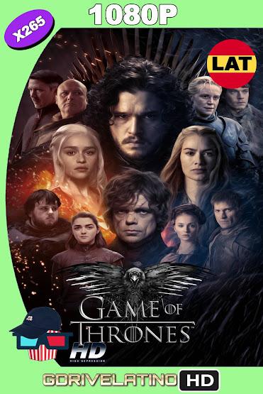 Game of Thrones Temporada 01 al 07 BDRip 1080p X265 Latino-Ingles MKV