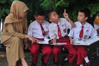 Hasil Penelitian Menyebutkan Anak SD Tak Perlu PR