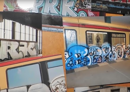 TOYLESSONS VOL. 1 | Berliner Graffiti Action at its Best als Full Movie