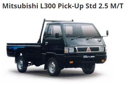 Angsuran Pickup Mtshubishi l300
