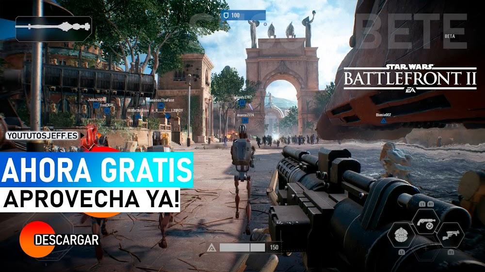 Descargar STAR WARS Battlefront II GRATIS PARA PC, Aprovecha Ahora