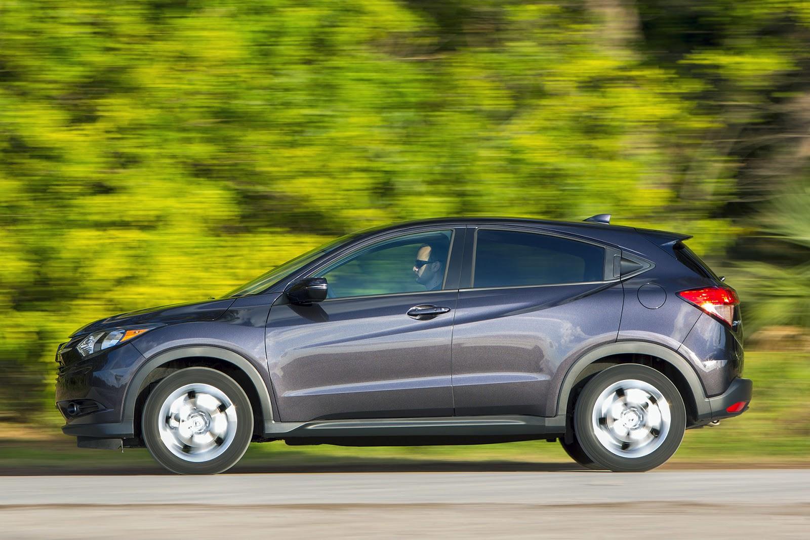 Đánh giá xe Honda HR-V 2016 - CUV cỡ nhỏ đáng gờm