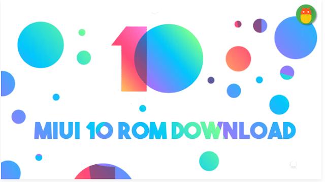 miui 10 download
