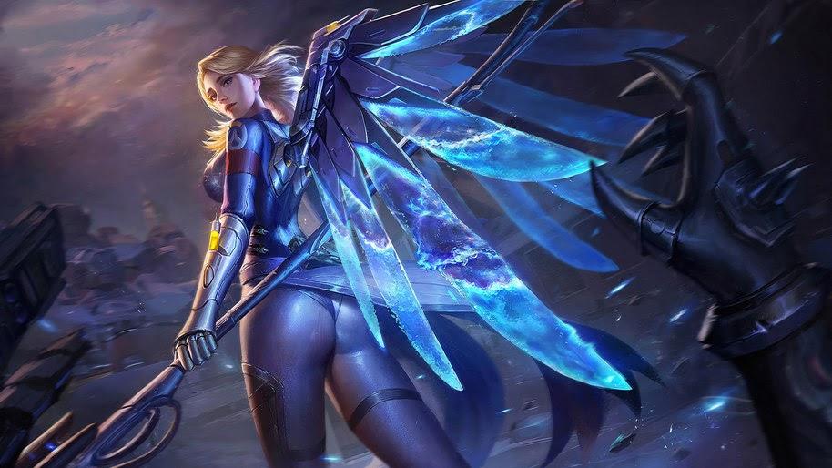 Mercy Overwatch 4k Wallpaper 248