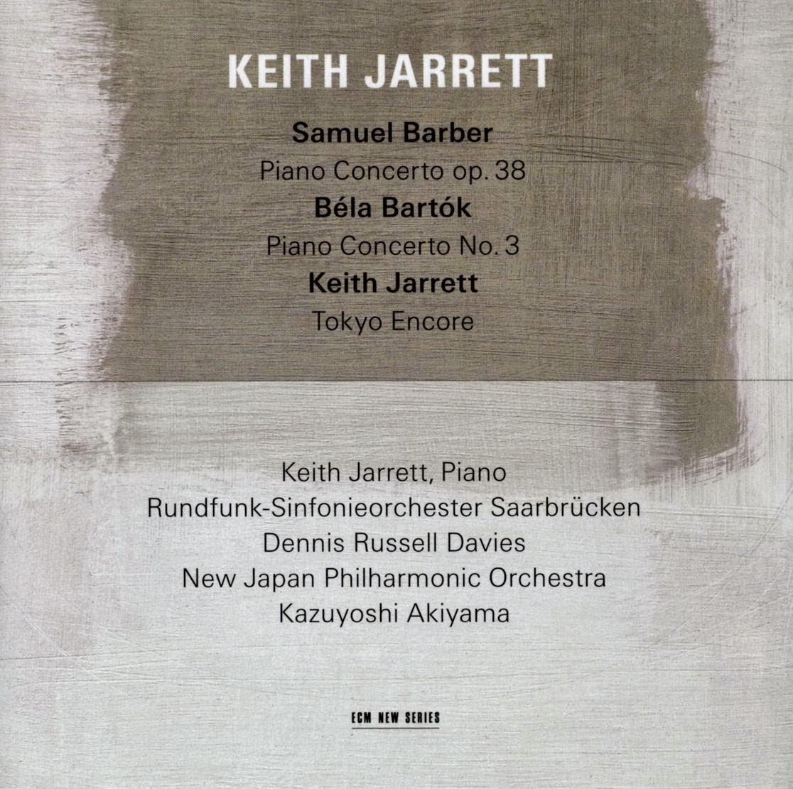 gapplegate classical modern music review keith jarrett barber  keith jarrett barber piano concerto bartok piano concerto no 3