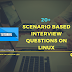 20+ scenario based interview questions with answers for beginners and experienced users in Linux