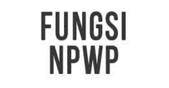 8 Fungsi NPWP dan Juga Manfaatnya