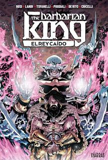 THE BARBARIAN KING II: EL REY CAIDO- DISPONIBLE EN SEPTIEMBRE-