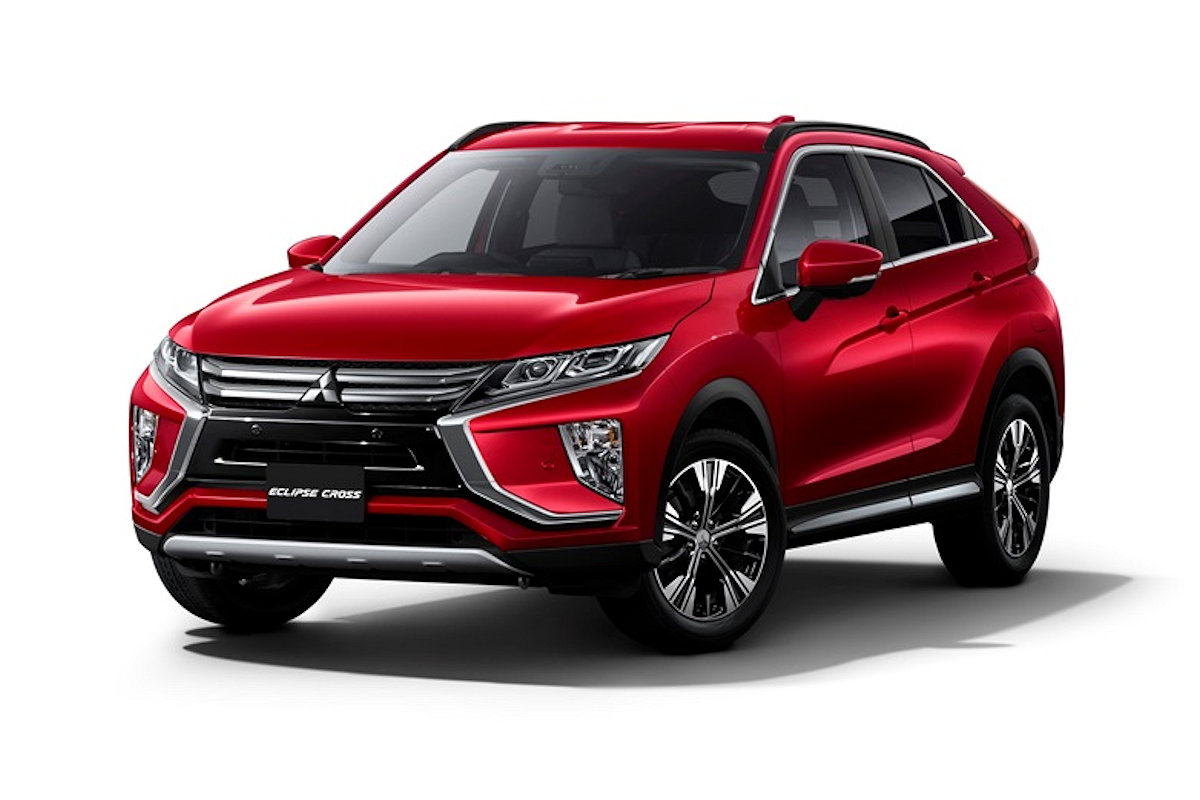 The Mitsubishi Eclipse Cross Finally Gets A Diesel Carguide Ph Philippine Car News Car Reviews Car Prices
