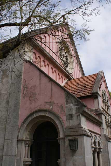 English Cemetery Lisbon
