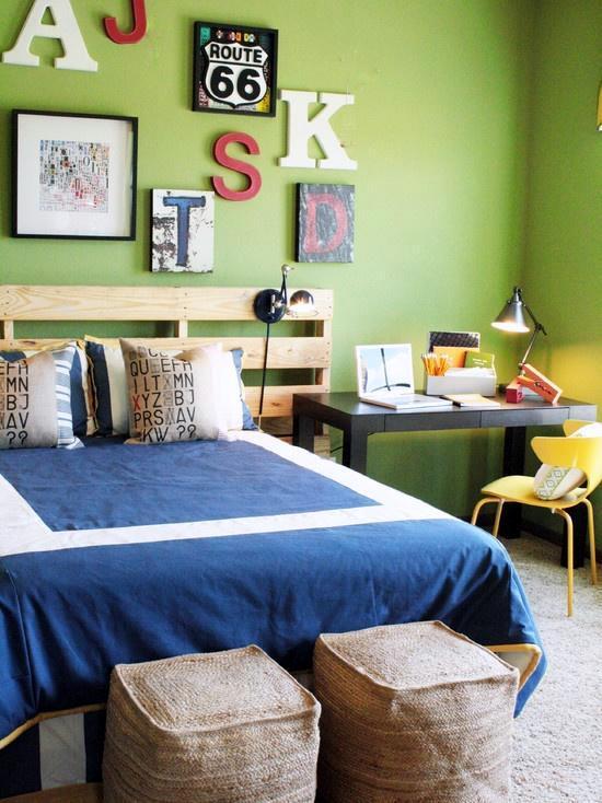 Emérita desastre: decoración: habitaciones para chicos adolescentes