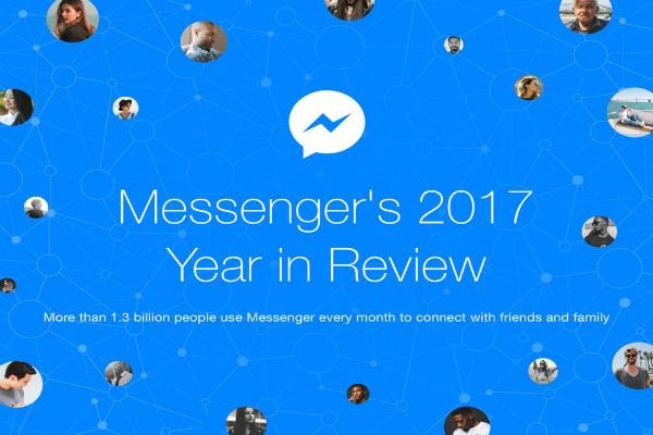 فيسبوك مسنجر تكشف عن تجاوزها كل التوقعات خلال 2017