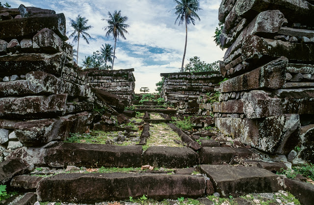 nan madol - lost pacific megalithic civilisations