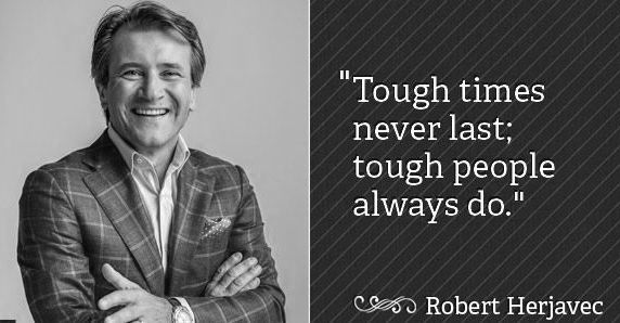 Robert Herjavec Shark Tank Quotes Motivational Entrepreneur Quote Startup Inspire VC Invest Small Business Success Advice Wisdom