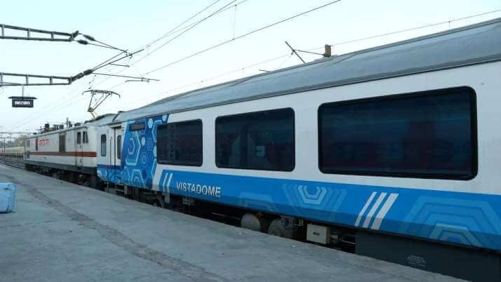 Jan Shatabdi Express between Ahmedabad and Kevadia
