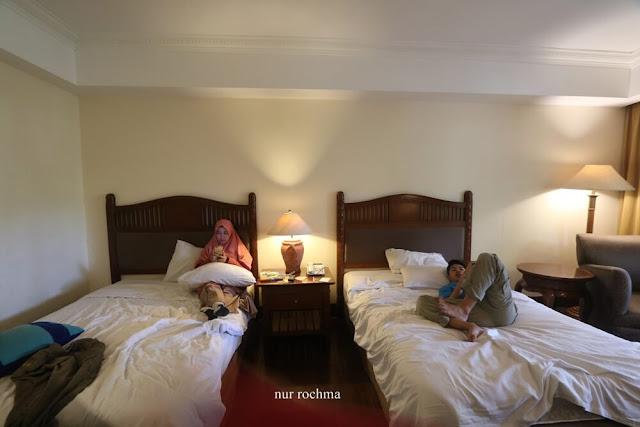 kamar eksekutif lor in solo hotel
