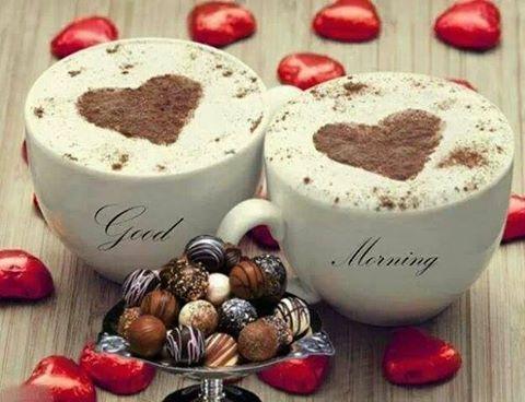 Chocolate Day Good Morning Whatsapp Status DP