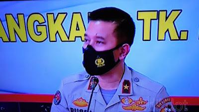 Tim DVI POLRI Berhasil Identifikasi Satu Kantong Jenazah Penumpang Sriwijaya Air SJ 182