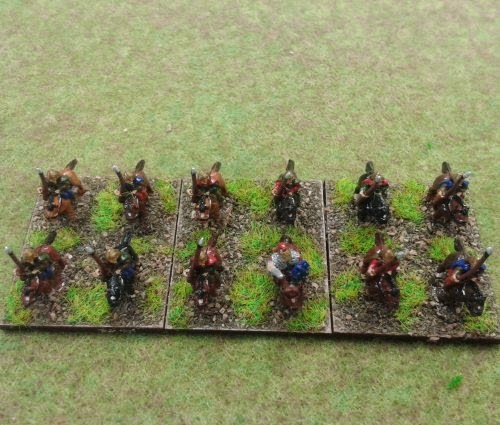 Painting Gallic & Celtic Cavalry picture 3