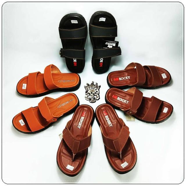 Sandal Imitasi Kulit OKL6