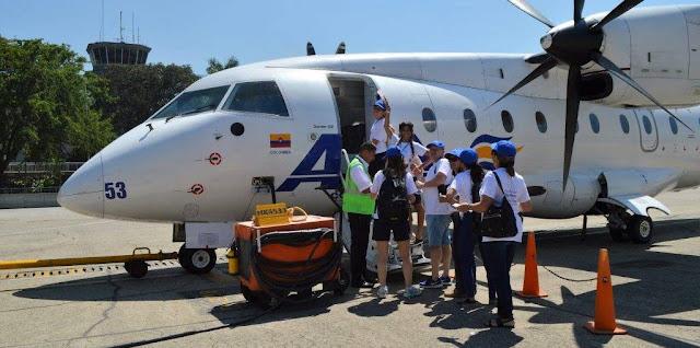 Ape Cuello anuncia $12 mil millones para El aeropuerto Hacaritama de Aguachica