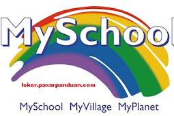 Lowongan Kerja Palembang Terbaru MY SCHOOL Mei 2019 (2 Posisi)
