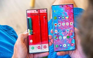 تفاصيل, ومميزات, ومواصفات, الهاتف, Samsung ,Galaxy ,Note ,10