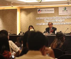"""""""เอินเวย์ กรุ๊ป"""" จับมือ The Nao Xin Tong จากประเทศจีนจัดสัมมนาให้ความรู้แพทย์แผนจีน"""