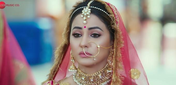 Raanjhana Song | Arijit Singh | Priyank Sharma | Hina Khan