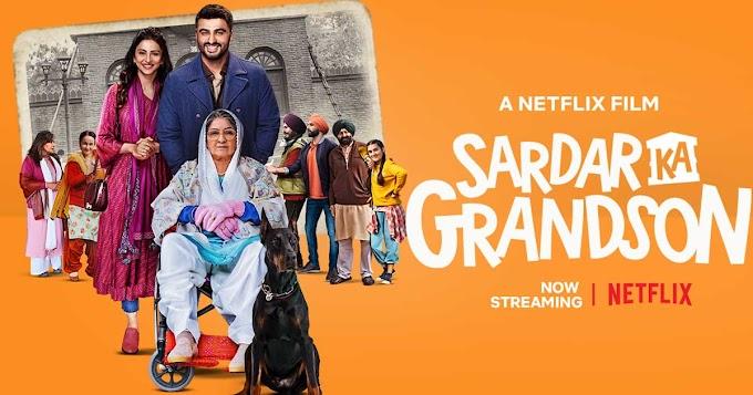 Sardar Ka Grandson Comedy Movie (2021) Download