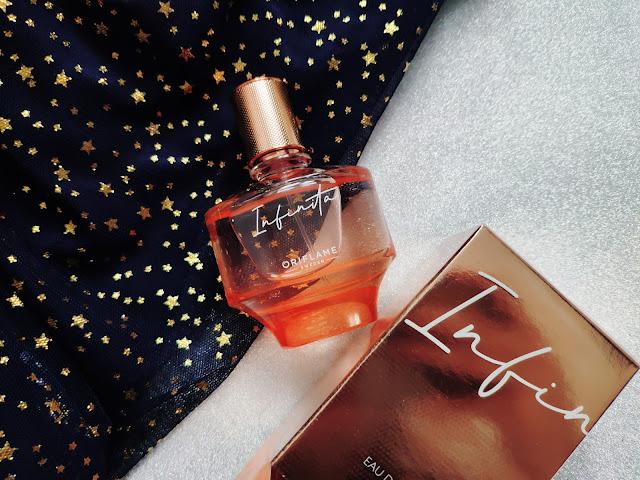 Infinita - Przyjemny zapach z Oriflame