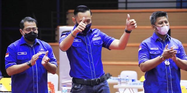 Masuk Empat Besar, Popularitas AHY Kangkangi RK Dan Ganjar Pranowo