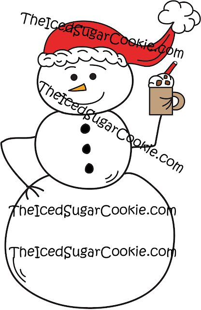 Christmas Snowman Graphics, Clipart, Illustrations, Clip Art, Scrapbooking, DIY, Card Making, Planner Stickers, Project Ideas, machine embroidery clipart