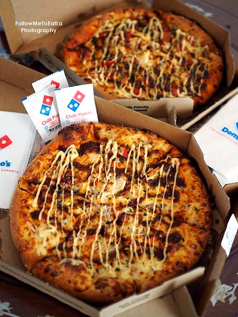 DOMINO'S PIZZA Promotion With Buy 1 FREE 2 DEAL