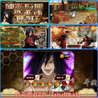Download Naruto Senki Mod Legendary Ninja V 2.0 Apk by Fais untuk perangkat Android