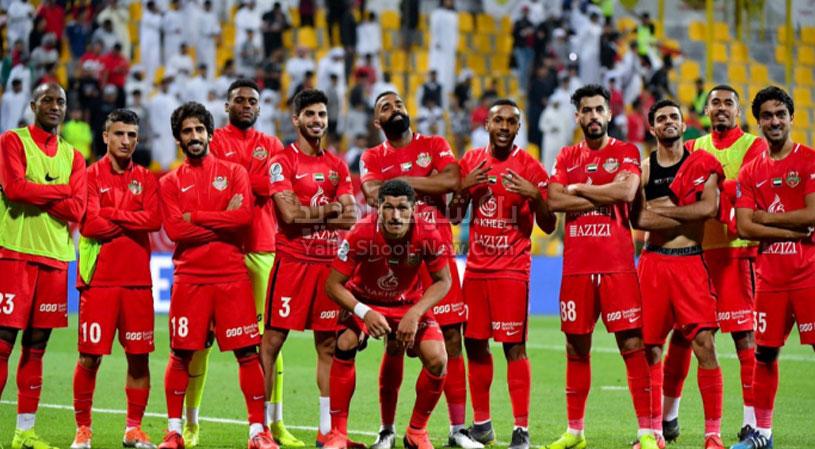 خورفكان وشباب الأهلي دبي