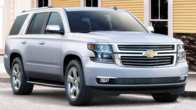 2017 Chevrolet tahoe Powertrain, Release Date and Price