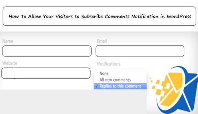 Add comments notification in your WordPress for readers