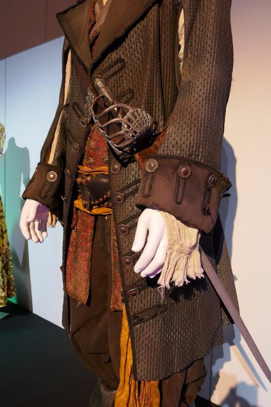 Captain Barbossa costume Pirates Caribbean
