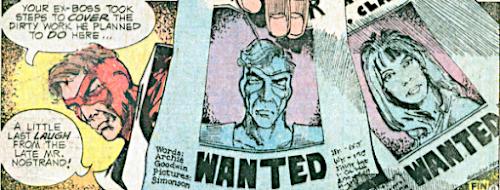 Detective Comics #440, Manhunter - wanted!