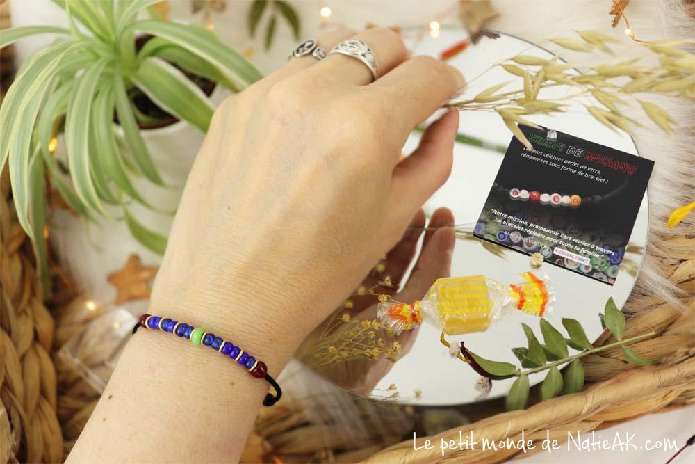 Avis sur les bracelets Mv Bracelet Michaël Vessiere