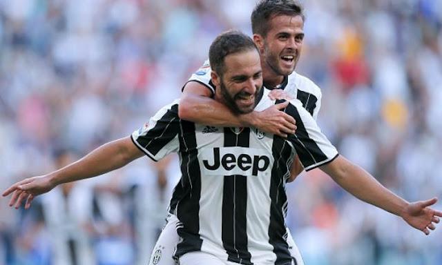 Gonzalo Higuain, Prediksi AC Milan vs Juventus, GW 9 Liga Italia Serie A 2016/2017